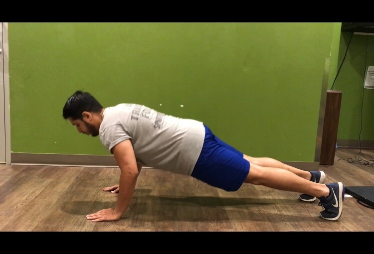 # Technique Tuesday 2- The Pushup