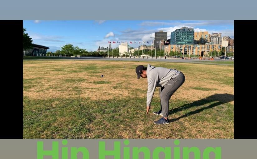 Technique Tuesday 8- HipHinge